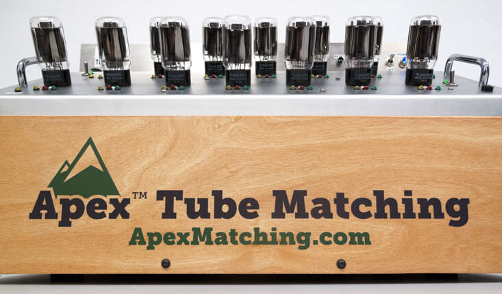 Tubes in the Apex Tester